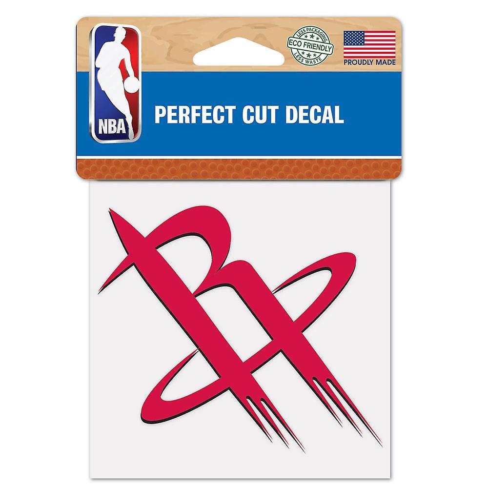 Wincraft decalque 10x10cm - NBA-Houston Rockets