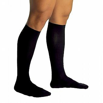 Pebble UK Mens Compression Socks [Style P100] Brown  XL