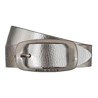 Brax GOLF belt women's belt leather belt women's leather belts silver 6263