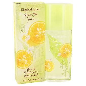 Elizabeth Arden Green Tea Yuzu Eau de Toilette 100ml EDT Spray