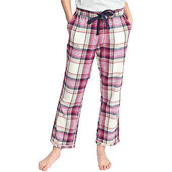 Joules Womens/Ladies Z Snooze Woven Soft Lightweight Pyjama Bottoms