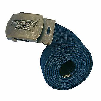 Portwest Mens Elasticated Fabric Everyday Work Belt