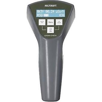 VOLTCRAFT Gamma-Check-A Geiger counter Radiation: Gamma Incl. dosimeter