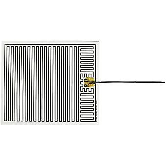 Thermo Polyester Heating foil self-adhesive 230 V AC 33 W IP rating IPX4 (L x W) 280 mm x 240 mm