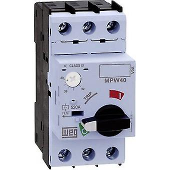 Overload relay adjustable 32 A WEG