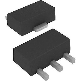 Voltage regulator - linear, type 78 Toshiba TA78L06F SOT 89 Positive Adjustable 6 V 150 mA