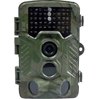 Berger & Schröter FullHD Wildlife camera 16 MPix Black LEDs Brown