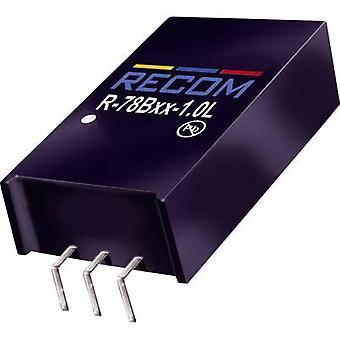 RECOM R-78B15-1.0L DC/DC converter (print) 32 Vdc 15 Vdc 1 A 15 W No. of outputs: 1 x