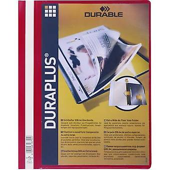 Durable Folder 2579-03 Red A4 1 pc(s)