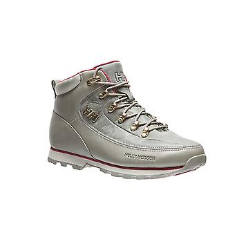 Helly Hansen the Forester boots gray leather boots