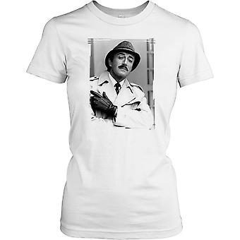 Peter Sellers - Inspector Clouseau damer T skjorte
