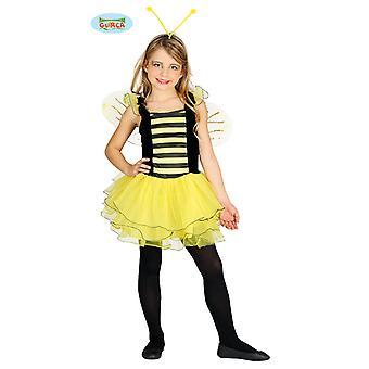 Bijen kostuum voor meisjes insect bee carnaval Hummel