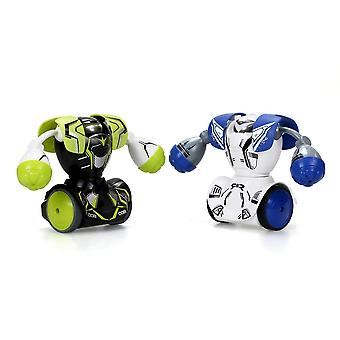Silverlit Robo Kombat Battle Pack Two Robots and Controllers