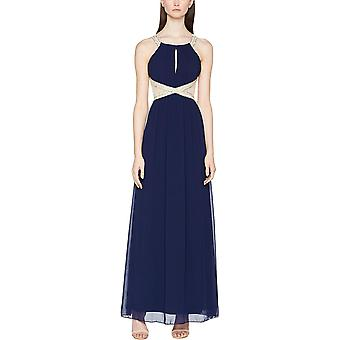 Little Mistress Empire Maxi Dress