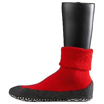 Falke Cosyshoe Socks - Fire Red