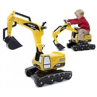 PowerShift excavators 1/3