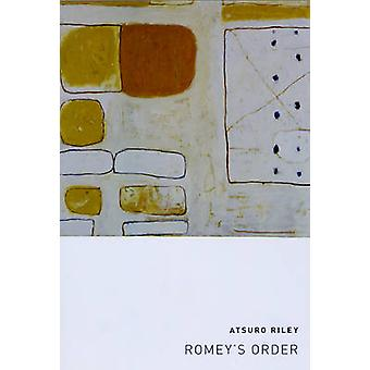 Romey's Order by Atsuro Riley - 9780226719443 Book