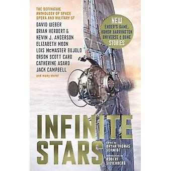 Infinite Stars by Kevin J. Anderson - 9781785655937 Book