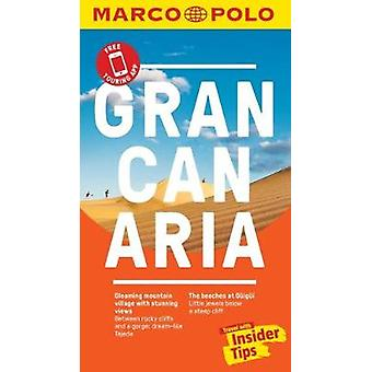 Gran Canaria Marco Polo Pocket Travel Guide 2018 - with pull out map