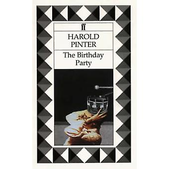 The Birthday Party (Main) by Harold Pinter - 9780571160785 Book