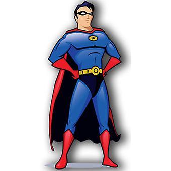Superhero - Lifesize Cardboard Cutout / Standee