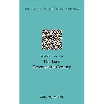 The Oxford English Literary History: Volume V