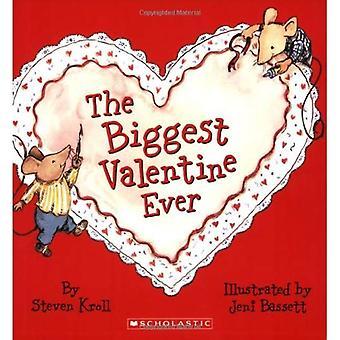 De grootste Valentine ooit