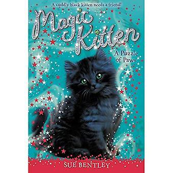 Ett pussel av tassar (magiska kattunge)