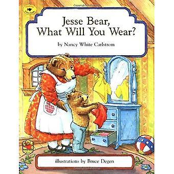 Jesse Bear, ¿qué se usa? (Jesse Bear serie, n ° 1)