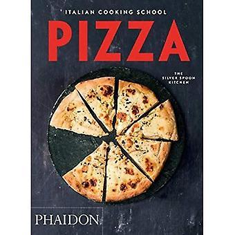 Italian Cooking School: Pizza (Italian Cooking School: Silver Spoon Cookbooks)