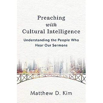 Predika med kulturell intelligens