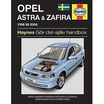 Opel Astra & Zafira (Haynes Service and Repair Manuals)