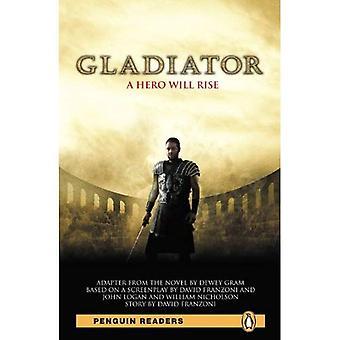 Gladiator: Niveau 4 (Penguin Longman Penguin lezers)