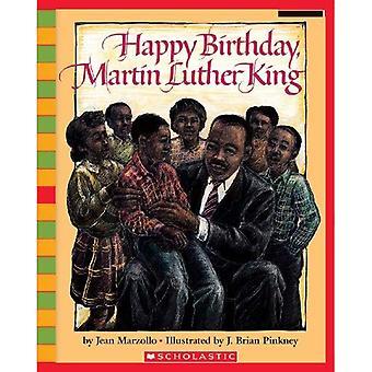 Feliz cumpleaños, Martin Luther King (biblioteca escolar (Pb))