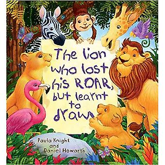 Storytime: The Lion Who Lost His Roar But Learnt To Draw