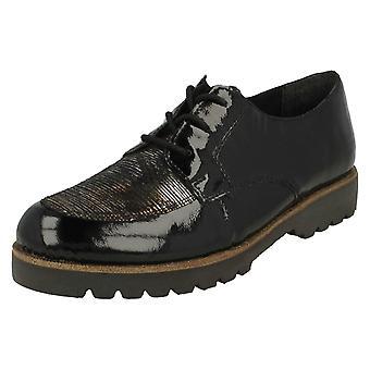 Dames Remonte Smart Lace Up schoenen D0103