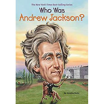 Who Was Andrew Jackson? (Who Was...?)