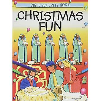 Christmas Fun: Bible Activity Book