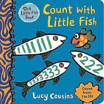 Contar com peixinhos [livro de placa]
