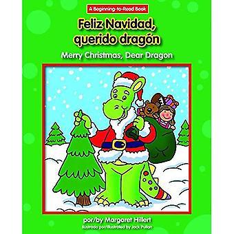 Feliz Navidad, Querido Dragon/joyeux Noël, cher Dragon (Dragon cher espagnol/anglais (début à lire))