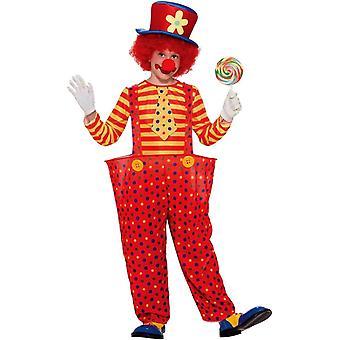 Morsomt klovn Child Costume