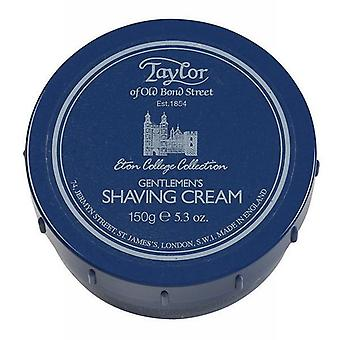 Taylor Of Old Bond Street Shaving Cream Pot 150g - Eton College