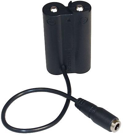 DC Coupler for Fuji CP-04 FinePix S1500 S2800HD s2000hd