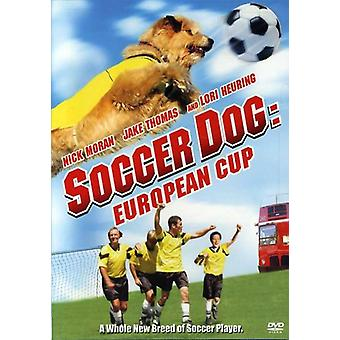 Soccer Dog-European Cup [DVD] USA import