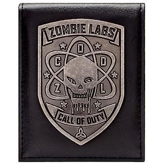 Call of Duty zombier kort-ID & kort bretting lommebok