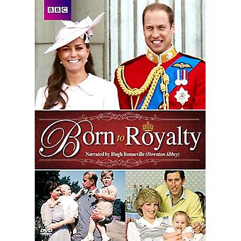Born to Royalty [DVD] USA import