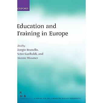 التعليم والتدريب في أوروبا قبل جورجيو Brunello &
