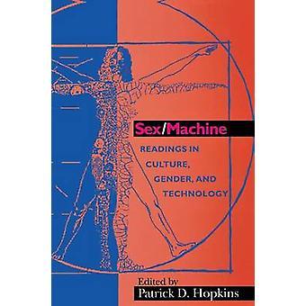 SexMachine Lesungen in Kultur Gender und Technik von Hopkins & Patrick D.