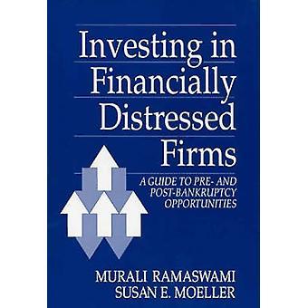 Investir dans des entreprises financièrement en difficulté un Guide pré et opportunités face de Ramaswami & Murali