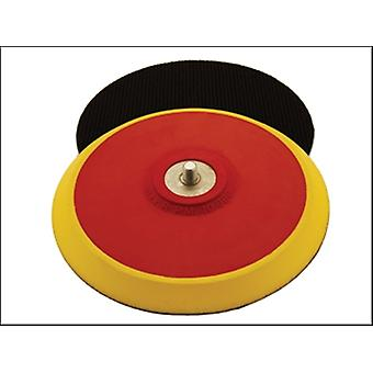 DUAL ACTION SANDER PAD 150MM VELCRO 5/16 UNF
